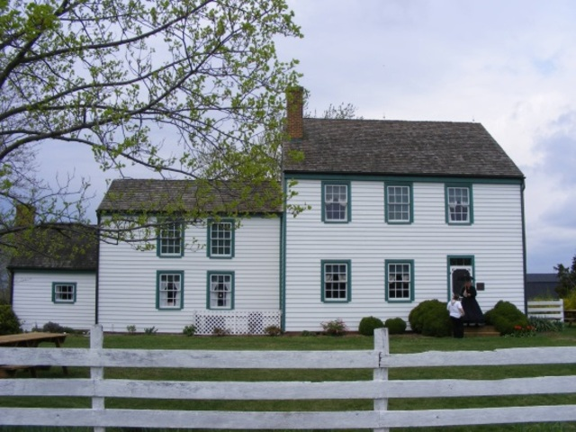 Garrett's farm