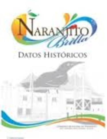 Dato histórico de Naranjito