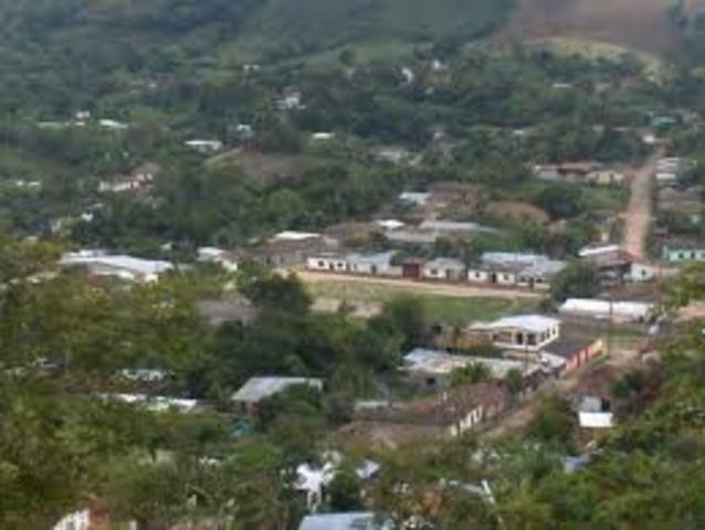 Pueblos o áreas que colindan con Naranjito