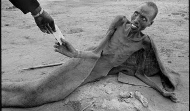 Major Famine in Sudan