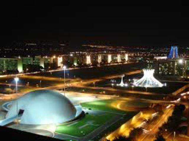 Criação da Aberta de Brasília