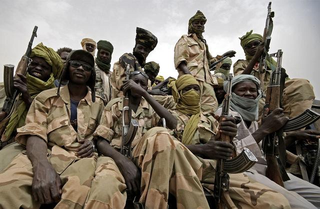 1st Civil War in Sudan