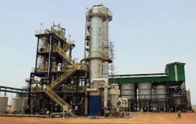 Oil is First Discovered in Sudan1