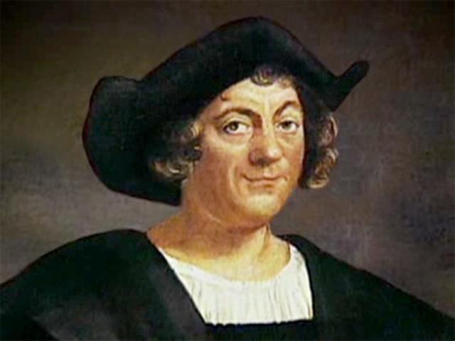 Columbus Takes Control