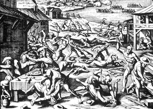 Powhatan War (1622-1644)