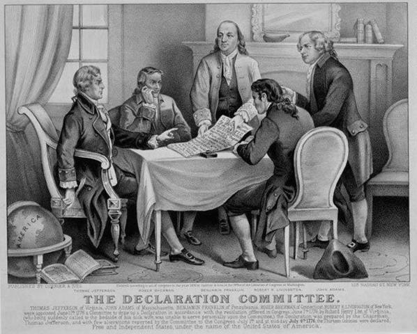 The Second Continental Congress