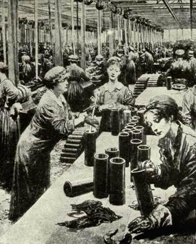 Women and World War I