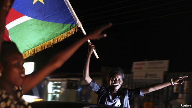 South Sudan's independence