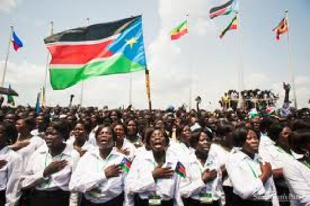 Southern Sudan Independence Day