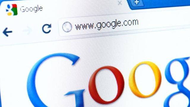 Comienzo de google