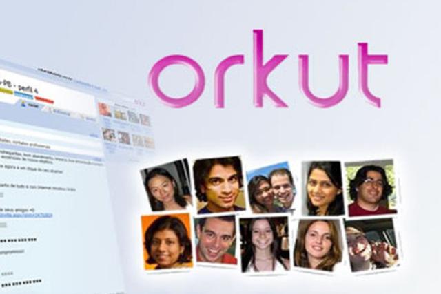 red social orkut. y Google Maps.