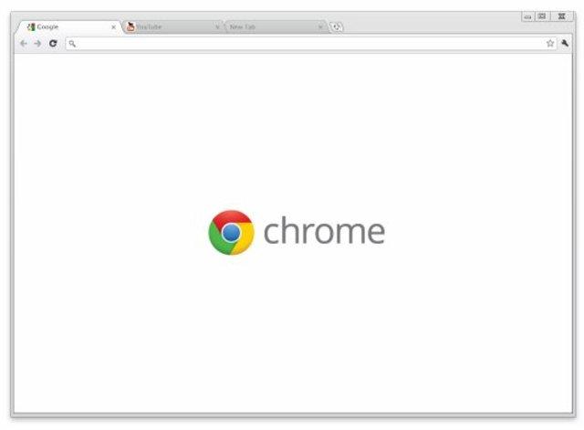 web Google Chrome