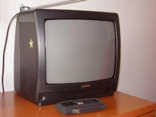 Televisión cuarto madre Cris