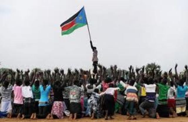 South Sudan gains independence