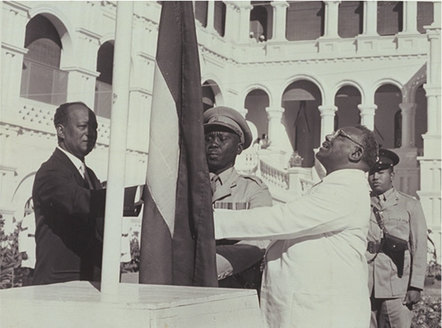 Sudan's Independence from Britain