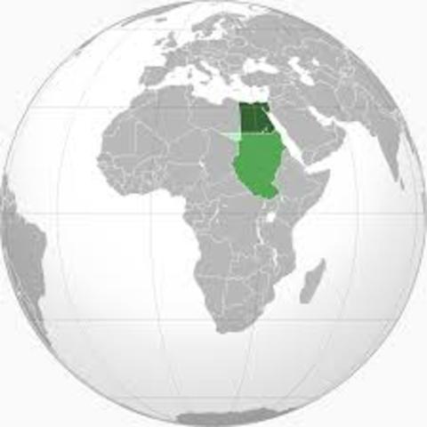Start Of Turko-Eygptian Rule of Sudan
