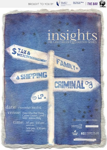 Insights: Law Career Exploration Series