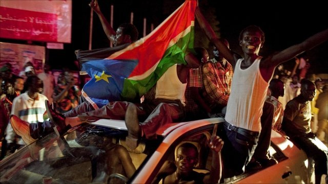 Southern Sudan Becomes Independent