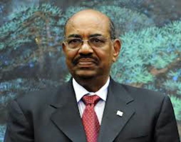Omar-Al Bashir becomes President