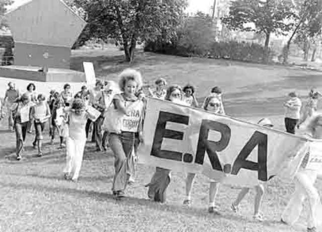 Re-introduction of Equal Rights Amendment