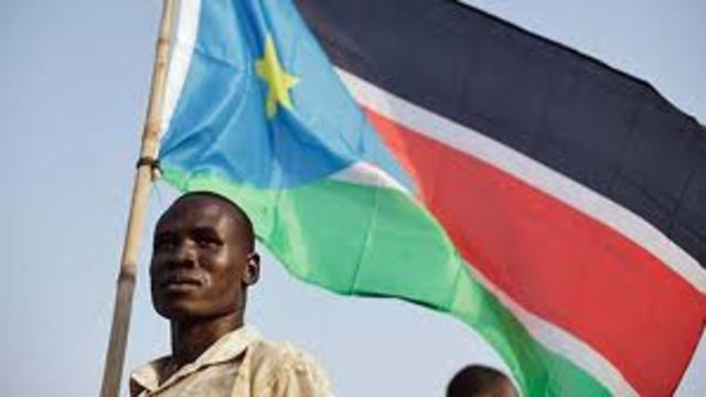 Southern Sudan became Independent