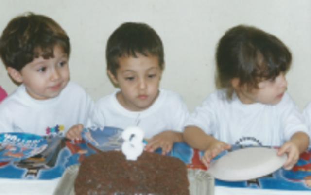 Tiago - Aniversário