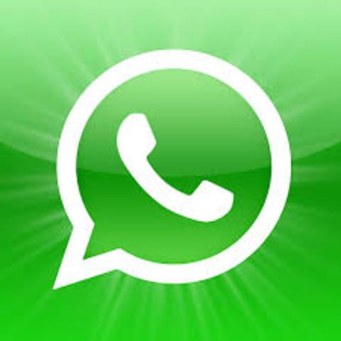 WhatsApp!