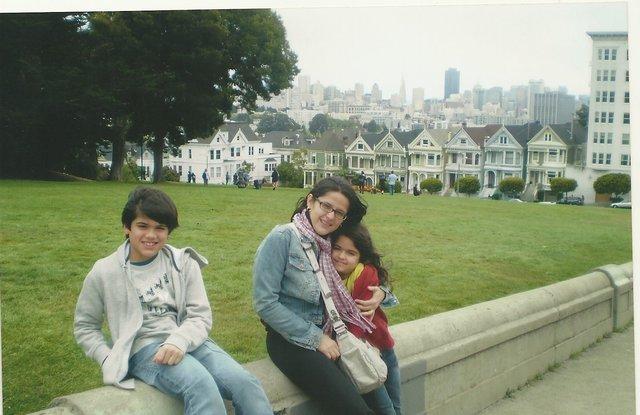 São Francisco e Boston (Luísa X)