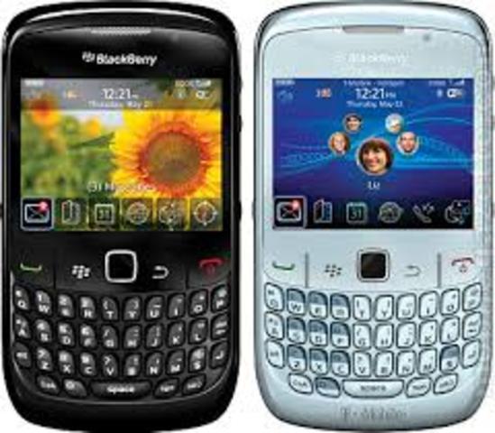 Blackberry 8520