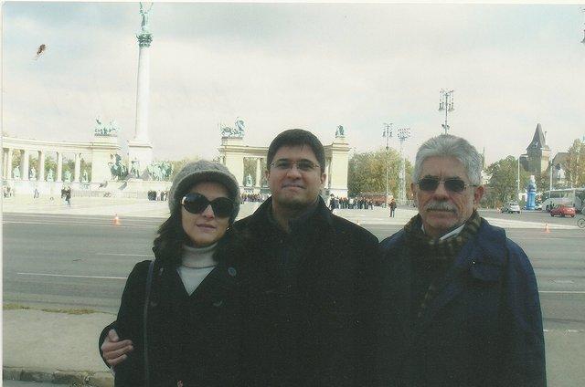 Istambul, Praga, Budapeste... (Luísa X)