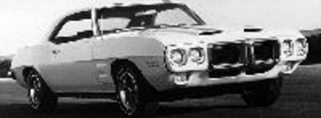 Pontiac Firebird Transam - $ 4,366