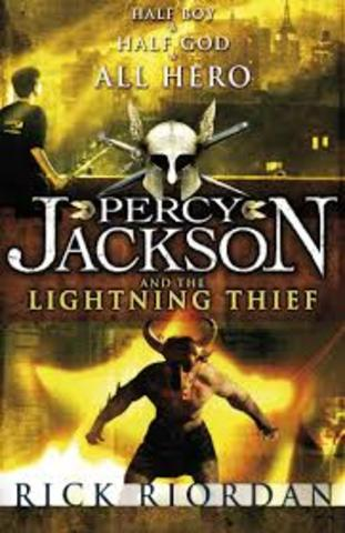 Percy Jackson: The lightning thef Part 1