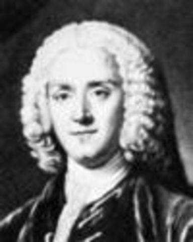 George Grenville Becomes British Prime Minister