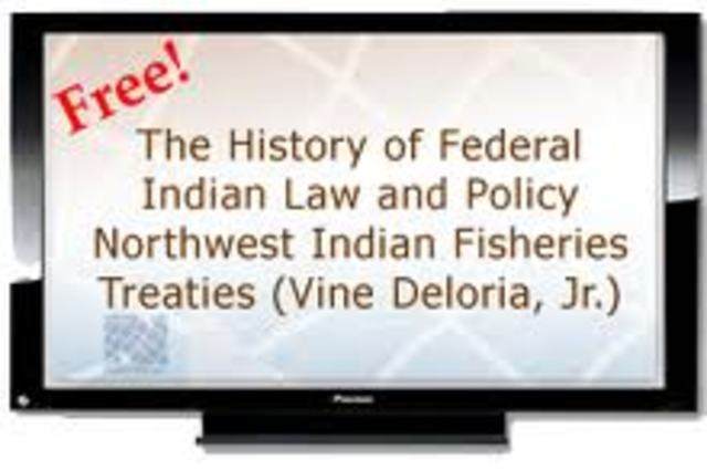 Federal Indian Poliicy