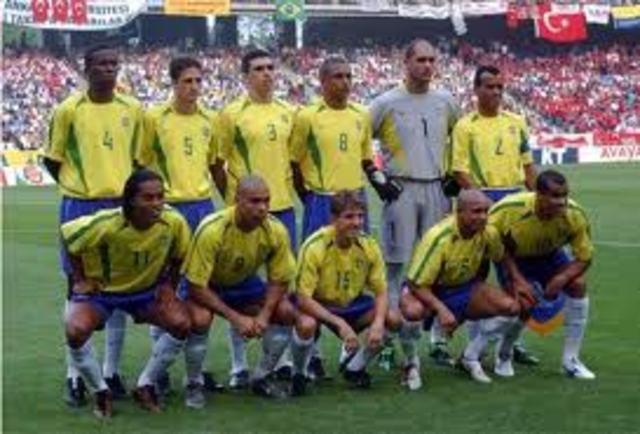 Copa Mundial de Fútbol de 2002