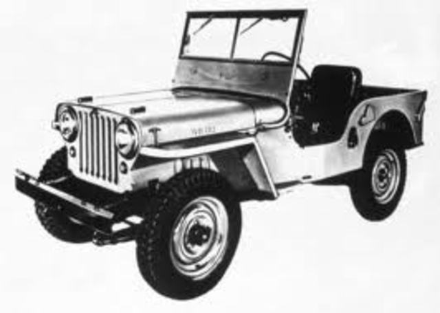 Jeep - US armed forces