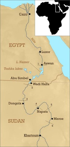 Turko-Egyptian rule ends