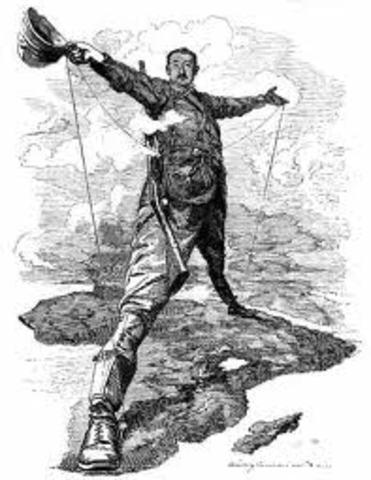 Start Of British Colonization of Sudan