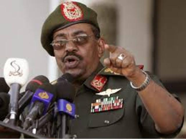 Omar Al-Bashir Becomes President