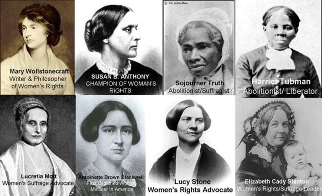 National Women's History Week