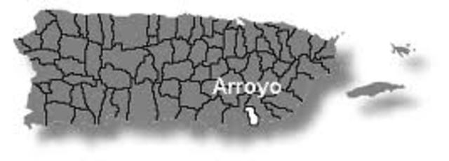 Punto Cardinal de Arroyo