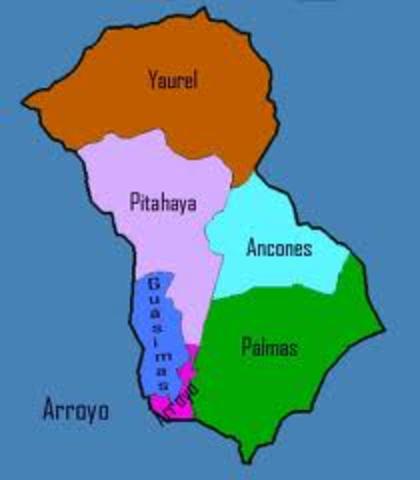 Territorio de Arroyo