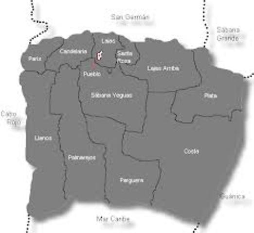 Barrios de Lajas