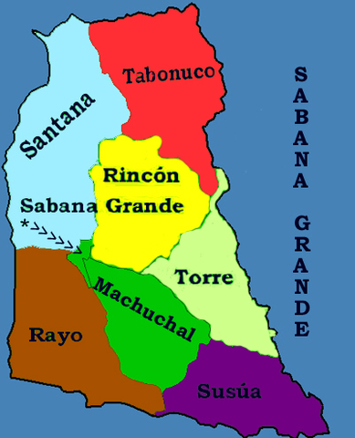 barrios de sabana grande