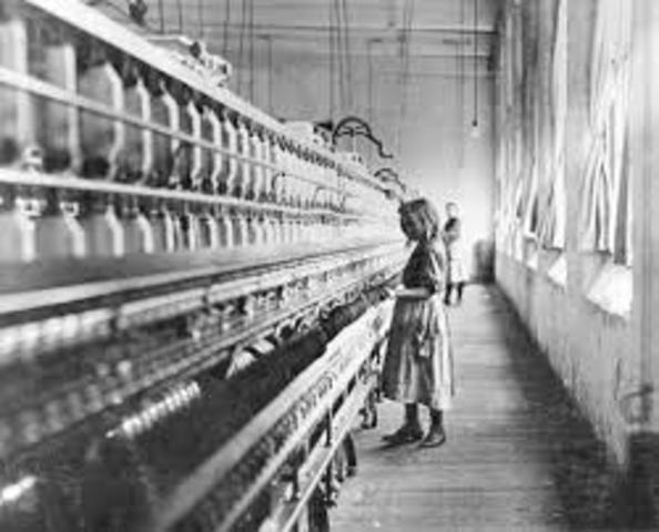 Industrialization in the Gilded Age