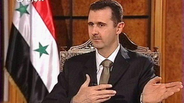 Síria: Início do mandato de Bahar al-Assad (GEOGRAFIA)