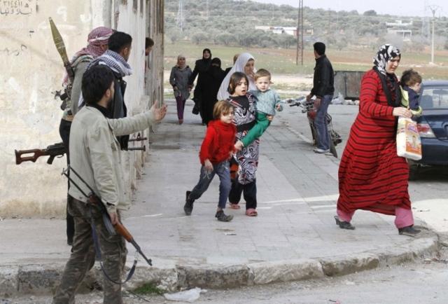 Prisão de estudantes na Síria  (GEOGRAFIA)