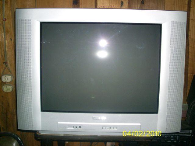 Televisión color padre Ana
