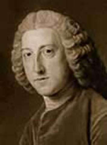 William Pitt Becomes British Prime Minister