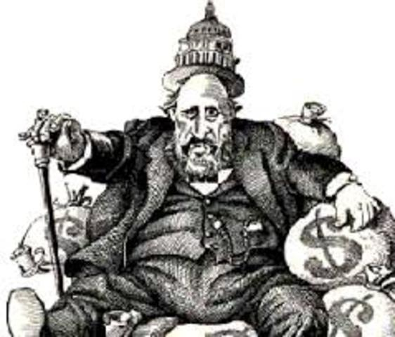 boss tweed in the integration